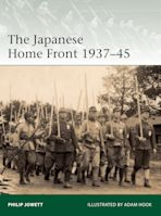 The Japanese Home Front 1937–45 cover