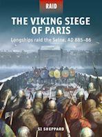 The Viking Siege of Paris cover