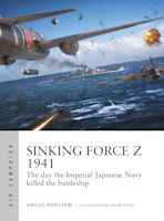 Sinking Force Z 1941 cover