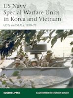 US Navy Special Warfare Units in Korea and Vietnam cover