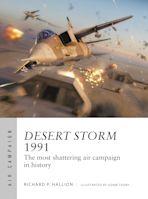 Desert Storm 1991 cover