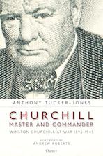 Churchill, Master and Commander cover
