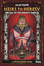 Heirs to Heresy: The Fall of the Knights Templar cover