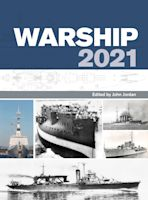 Warship 2021 cover
