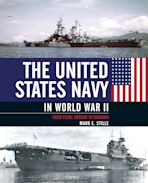 The United States Navy in World War II cover