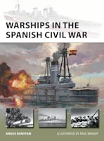 Warships in the Spanish Civil War cover