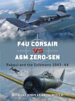F4U Corsair versus A6M Zero-sen cover