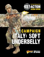 Bolt Action: Campaign: Italy: Soft Underbelly cover