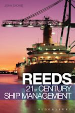 Reeds 21st Century Ship Management cover