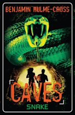 The Caves: Snake cover