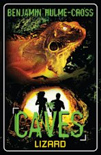 The Caves: Lizard cover