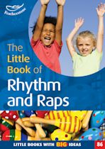 The Little Book of Rhythm and Raps cover