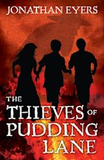 The Thieves of Pudding Lane cover