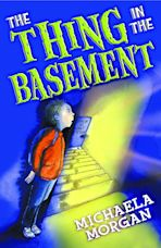 The Thing in the Basement cover