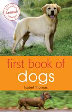 First Book of Dogs cover
