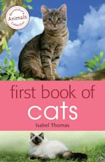 First Book of Cats cover