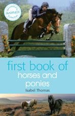 First Book of Horses and Ponies cover