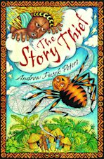 The Story Thief cover