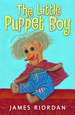 The Little Puppet Boy cover