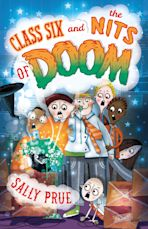Class Six and the Nits of Doom cover