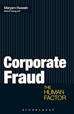 Corporate Fraud cover