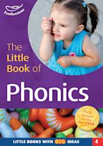 The Little Book of Phonics cover