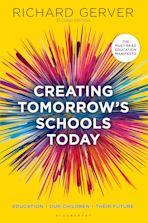 Creating Tomorrow's Schools Today cover