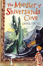 The Monster of Shiversands Cove cover