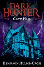 Crow Hall (Dark Hunter 7) cover