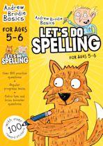 Let's do Spelling 5-6 cover