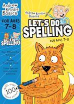 Let's do Spelling 7-8 cover