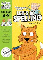 Let's do Spelling 8-9 cover