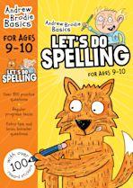 Let's do Spelling 9-10 cover