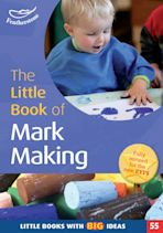 The Little Book of Mark Making cover