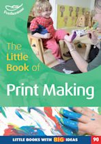 The Little Book of Print-making cover
