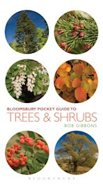 Pocket Guide to Trees and Shrubs cover