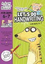 Let's do Handwriting 6-7 cover