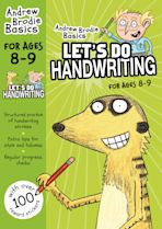 Let's do Handwriting 8-9 cover