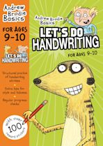 Let's do Handwriting 9-10 cover