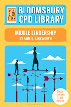 Bloomsbury CPD Library: Middle Leadership cover