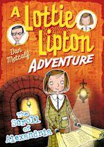 The Scroll of Alexandria A Lottie Lipton Adventure cover