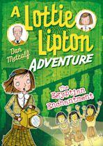 The Egyptian Enchantment A Lottie Lipton Adventure cover