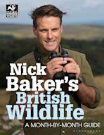Nick Baker's British Wildlife cover