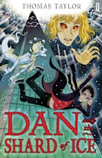Dan and the Shard of Ice cover