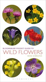Pocket Guide To Wild Flowers cover