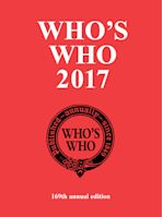 Who's Who 2017 cover