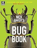 Nick Baker's Bug Book cover