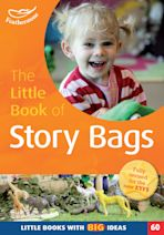 The Little Book of Story Bags cover