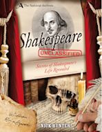 The National Archives: Shakespeare Unclassified cover