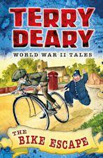 World War II Tales: The Bike Escape cover